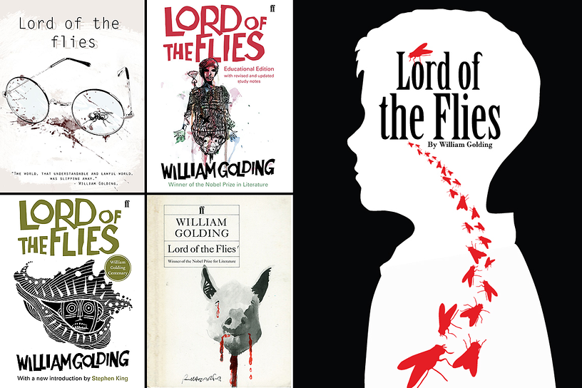 a literary analysis of the novel a lord of the flies Yes, analyzing analysis isn't particularly exciting lord of the flies by william golding.