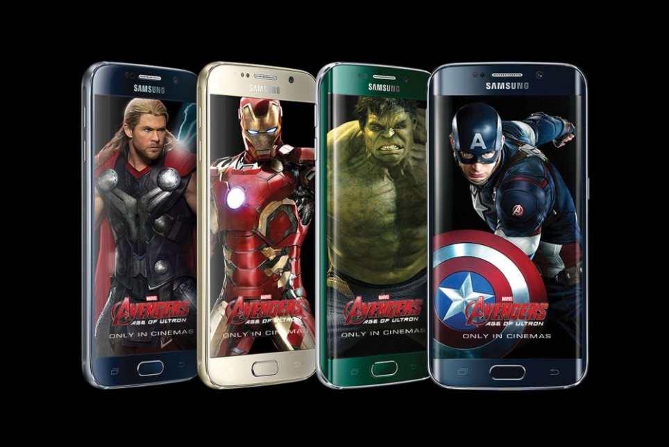 Marvel-lous teamwork from Samsung and The Avengers | The