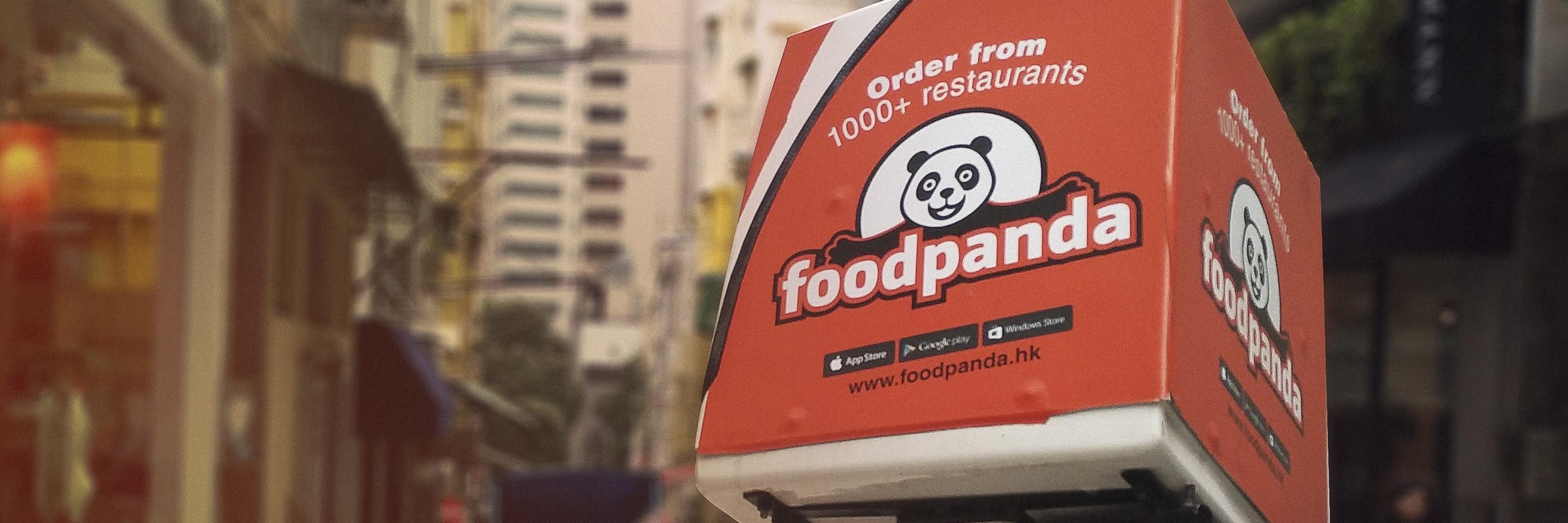Hong Kong's Foodpanda | The Marketing Society
