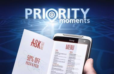 O2 Priority Moments