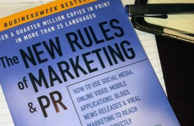 The New Rules of Marketing and PR [Audiobook]