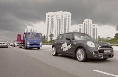 Mini Tricks Drivers Into A Test Drive